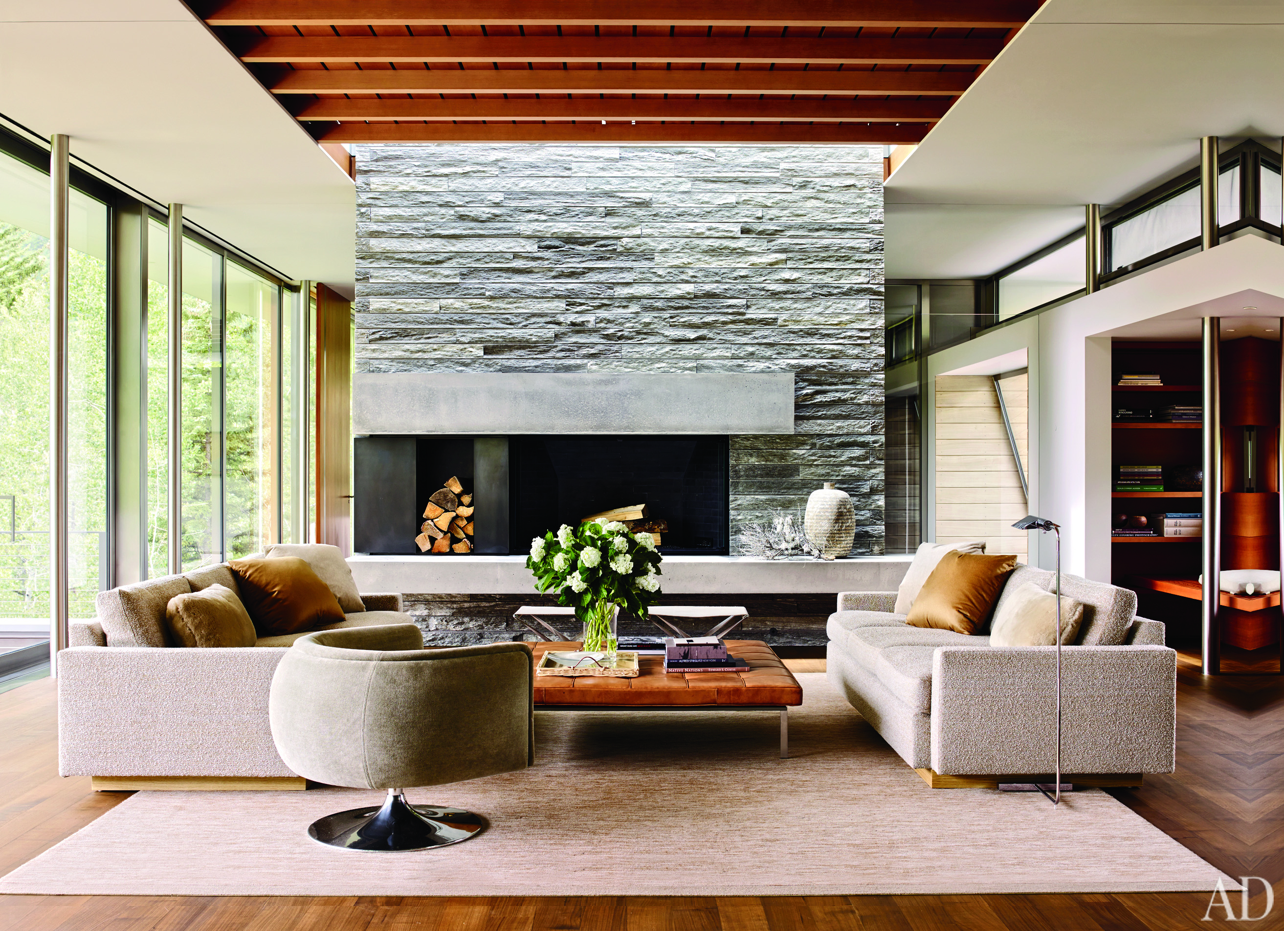 Independence pass residence shelton mindel associates for Aspen style home designs